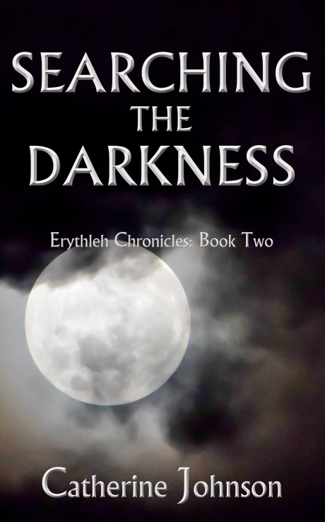 Searching the Darkness Cover
